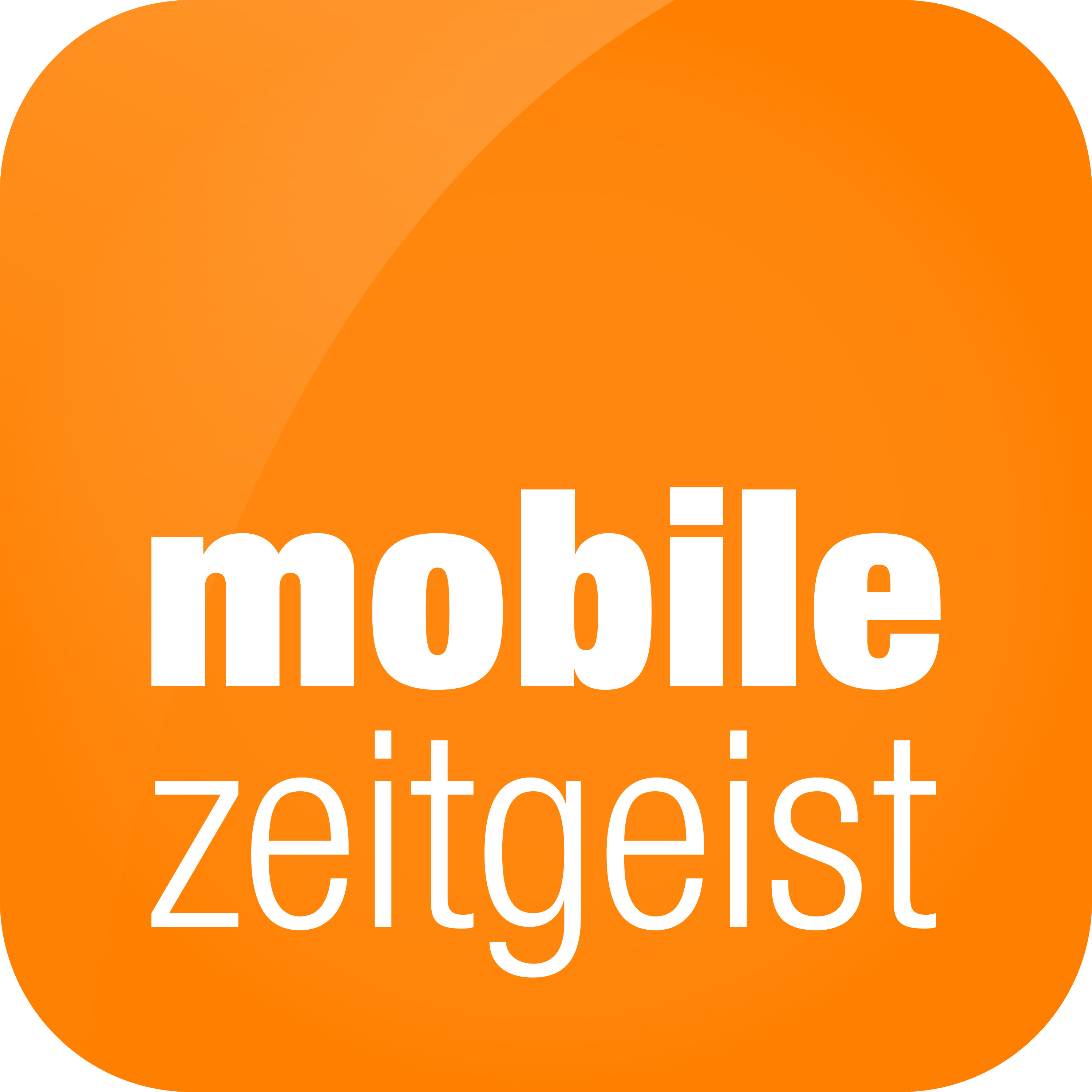 mobile zeitgeist Podcast