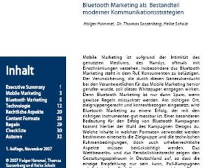 bluetooth marketing