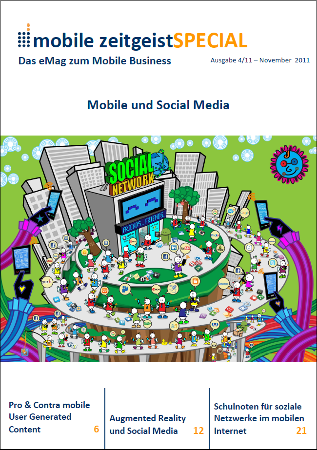 mobile zeitgeist Special Mobile Social Media