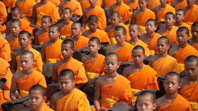 Mehr Androidgläubige als Buddhisten