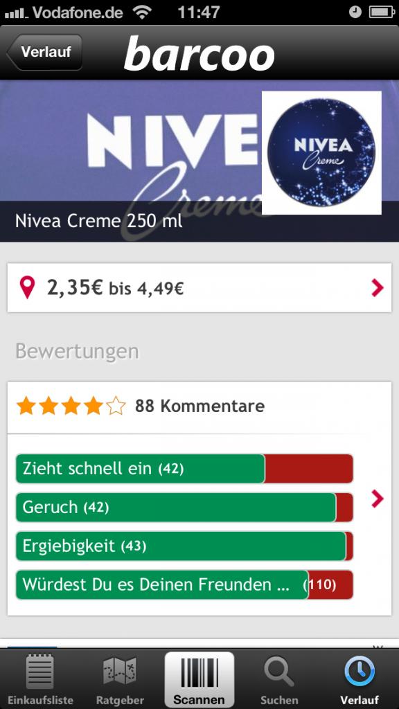 barcoo Screenshot Redesign 2012