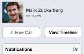 facebook-calling