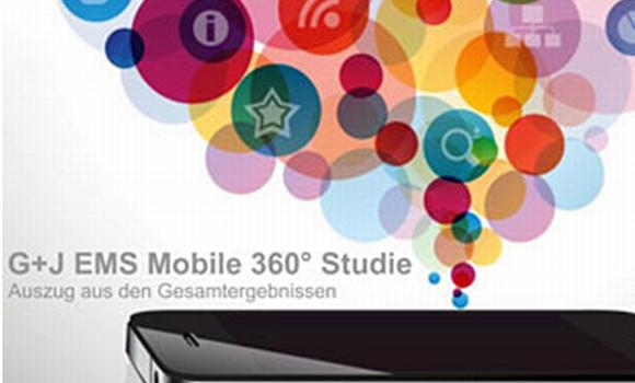 G+J EMS Mobile 360 Studie