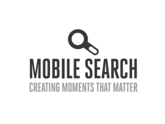 mobile search header