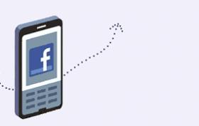 Nutzung von Facebook Mobile nimmt immer mehr zu