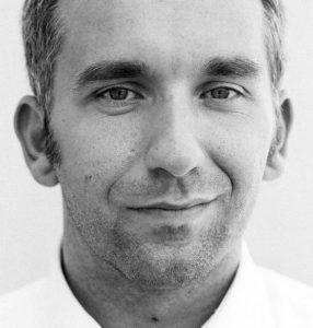 Interviewpartner Christian Rapp, Pressesprecher/ Chief Social Media Officer bei Vodafone Deutschland.