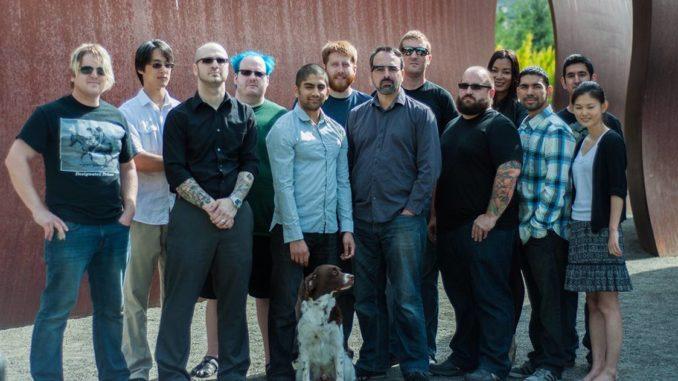 Das Team von CaynogenMod Inc.