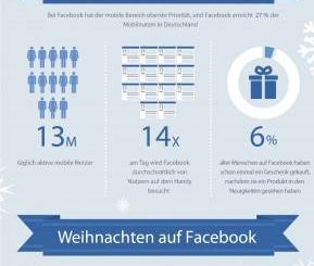 facebook xmas germany