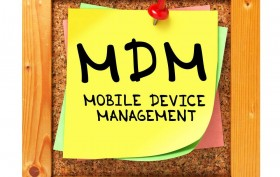 Mobile Device Management. via Shutterstock