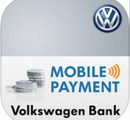 Mobile Payment Volkswagen Bank