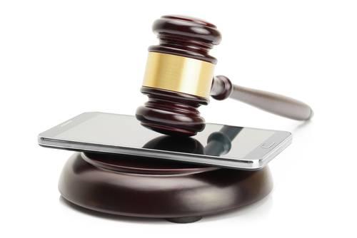 smartphone Recht