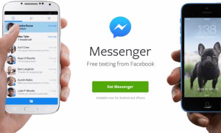 Facebook Messenger ist ein bekanntes Beispiel von Unbundling