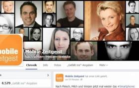 mobile zeitgeist facebook