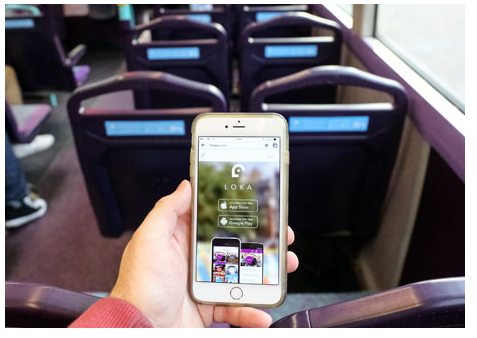 Mobile Zeitgeis Beacon Kompendium Use Case Airport/Airlines