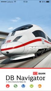 Deutsche Bahn App