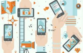 smartphone nutzung