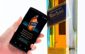 thinfilm johnnie walker