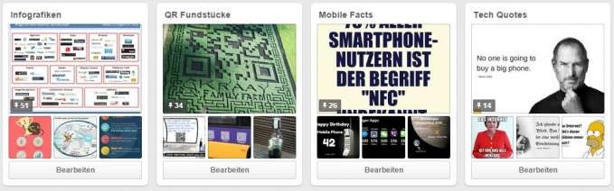 mobile zeitgeist pinterest