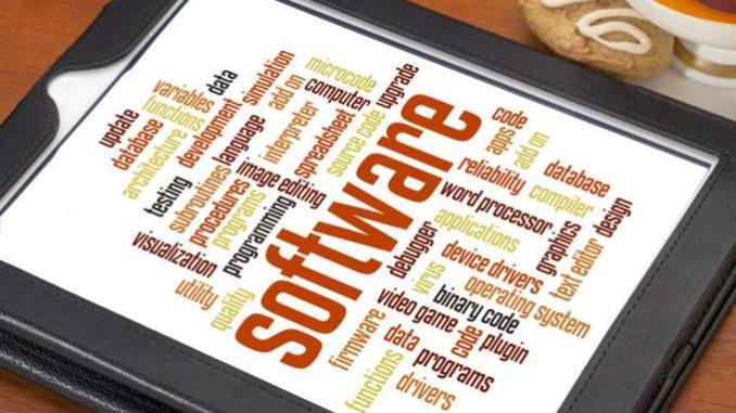 software tablet