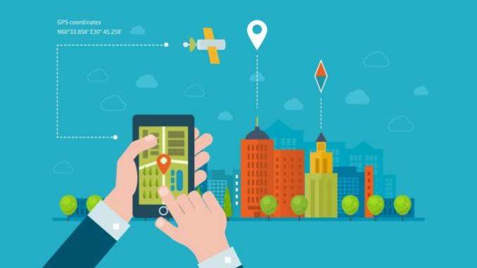 location mobile app