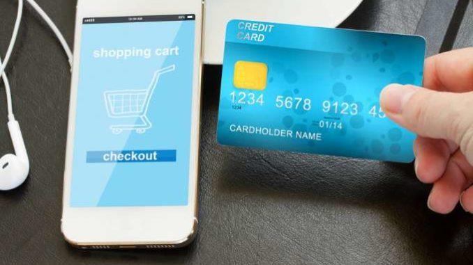 smartphone credit card