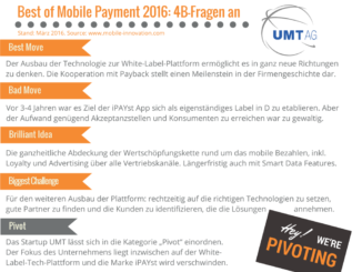 Best of Mobile Payment UMT