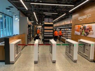 Der Supermarkt der Zukunft