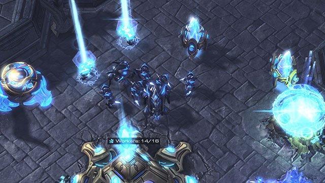 Eine KI soll gegen menschliche Spieler im Strategiespiel Starcraft 2 antreten