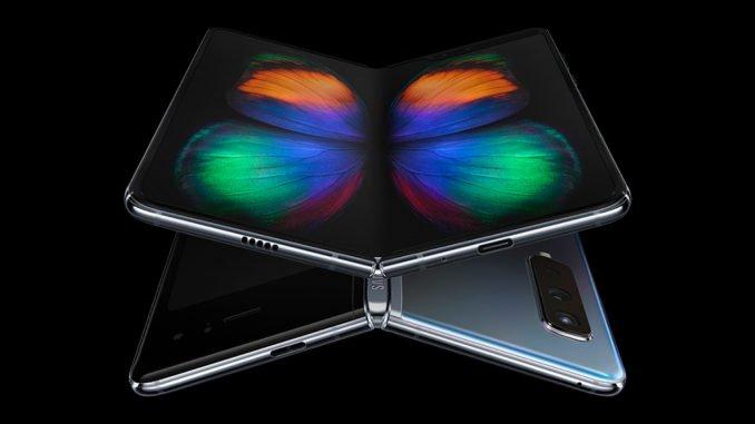 Samsung präsentiert seine nächste Geräte-Generation. Darunter auch das Galaxy Fold, ein faltbares Smartphone.