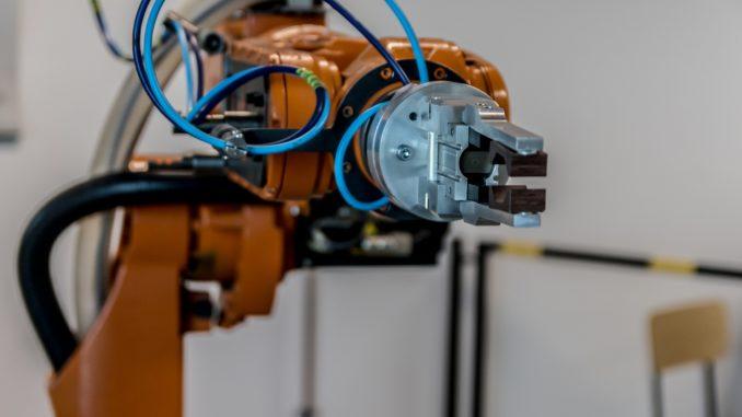 2018 wurden in den USA mehr Roboter ausgeliefert als je zuvor.