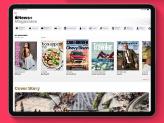 Bei der Magazin-Flat Apple News+ werden Android-User draußen bleiben müssen.