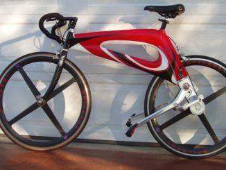 Der in Los Angeles ansässige Erfinder Rodger Parker hat eine Alternative zum herkömmlichen Kettenfahrrrad entworden: Das NuBike.