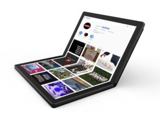 2019 wird wohl das Jahr der faltbaren Geräte. Nach Smartphones will Lenovo die Fold-Technologie nun auch auf Laptops anwenden.