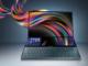 Das Asus plant mit dem Zenbook Pro Duo ein zweites Display in der oberen Hälfte der Tastatur zu integrieren. Es soll als zweite Anzeige und als Erweiterung des Hauptbildschirms fungieren.