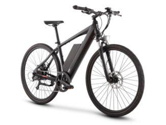 Juiced Bikes hat sein Flaggschiff, das Pendler-E-Bike mit einer 52-Volt-, 13-Ah-Batterie und einem 750-Watt-Nabenantriebsmotor, verstärkt, um ein schnelles Fahrrad mit einer Reichweite von 80 bis 160 Kilometern für einen Preis von 1.799 US-Dollar anzubieten.
