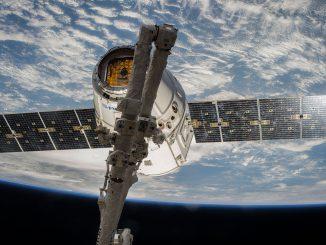 Satelliten von SpaceX erhellen den Nachthimmel